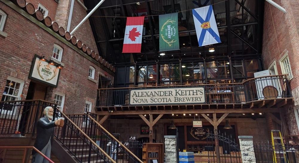 Alexander Kieth's Brewery