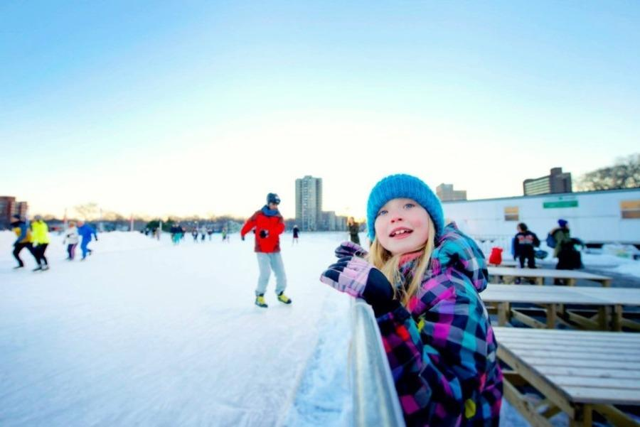 Bike or skate on the Emera Oval